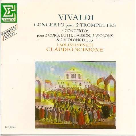 Vivaldi Concerto Pour 2 Trompettes By I Solisti Veneti