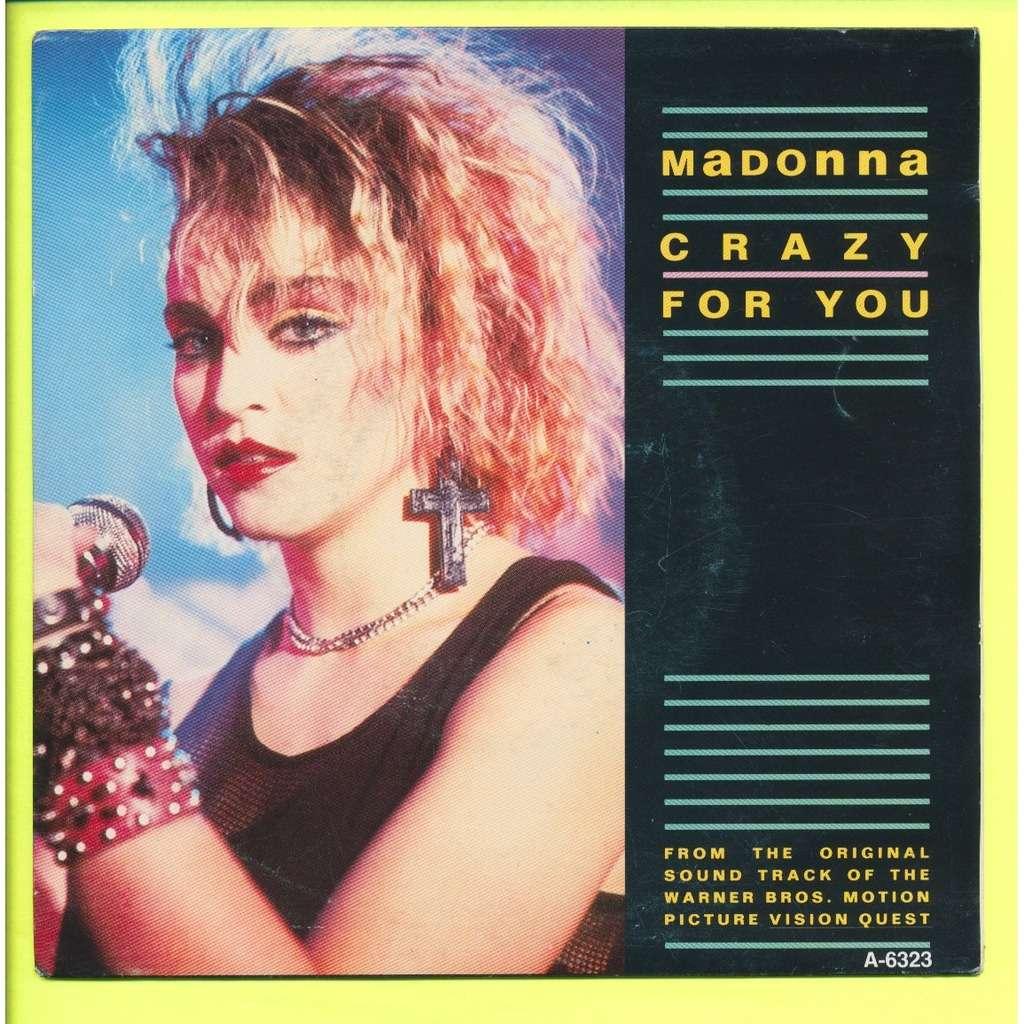 Vision Quest By Madonna Sammy Hagar Sp With Neil93 Ref 118176376
