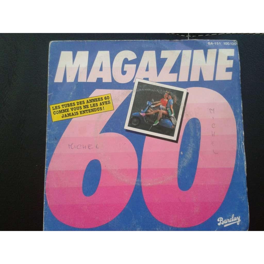 magazine 60 Année 60