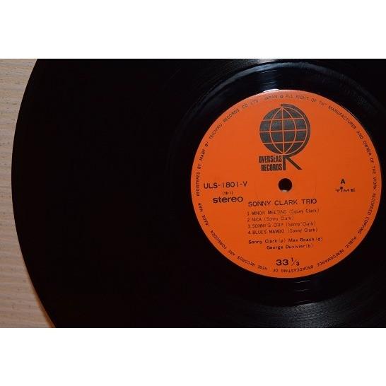 SONNY CLARK TRIO Sonny Clark Trio