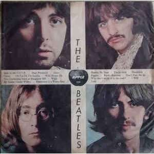 the beatles - white album (blanc) - chilie / chile volume ii The Beatles