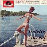 Colette Deréal Ne joue pas