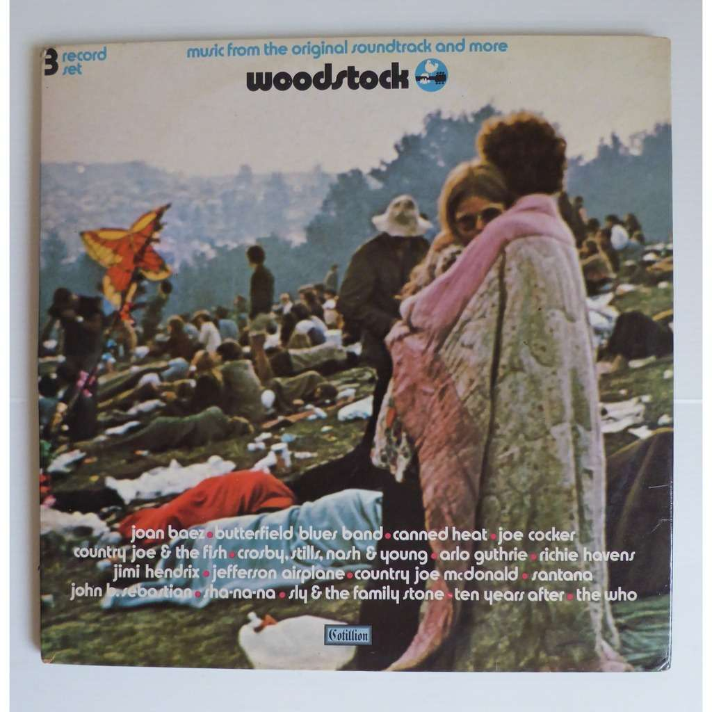 Woodstock Music From The Original Soundtrack And More By
