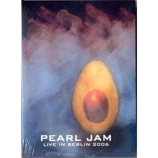 Pearl Jam Live in Berlin 2006 (Swinging Pig lbl Ltd live 2DVD set deluxe ps)