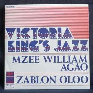 victoria king's jazz mzee william agao