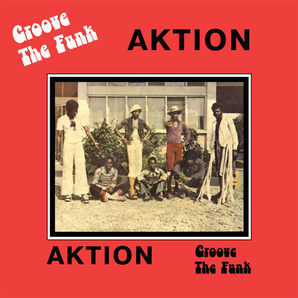 Aktion ‎ Groove The Funk (afro funk)