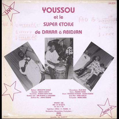 Youssou et le Super Etoile de Dakar Show !!! à Abidjan