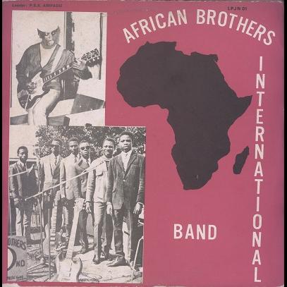 african brothers international band led by Nama Kwame Ampadu