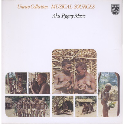 aka pygmy music (various) unesco collection