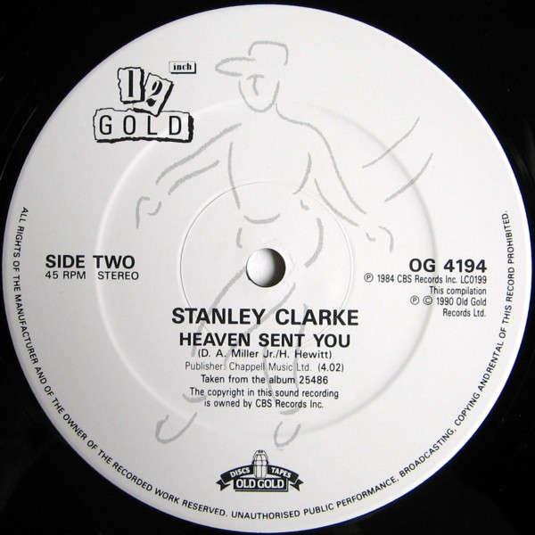 George Duke / Stanley Clarke Brazilian Love Affair / Heaven Sent You
