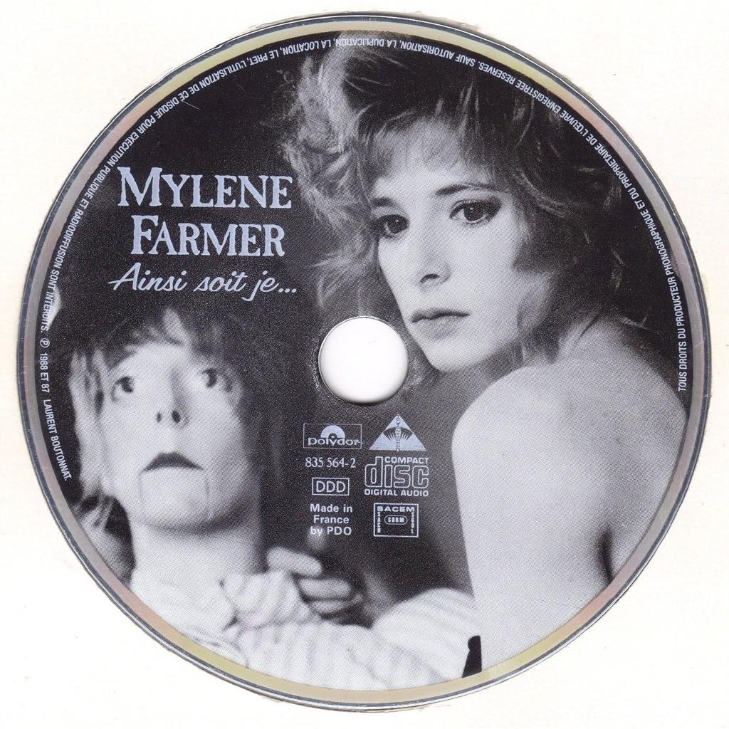 Farmer Mylène Ainsi soit je...