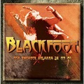 BLACKFOOT - Fox Theater Atlanta 24-07-81 (cd) - CD