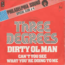 THE THREE DEGREES - Dirty Ol' Man / Can't You See What You're Doing To Me - 45T (SP 2 titres)