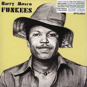 Harry Mosco Funkees (For You Specialy) (Afro/Funk)