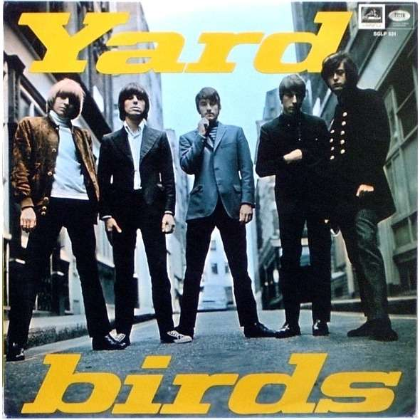 yardbirds yardbirds