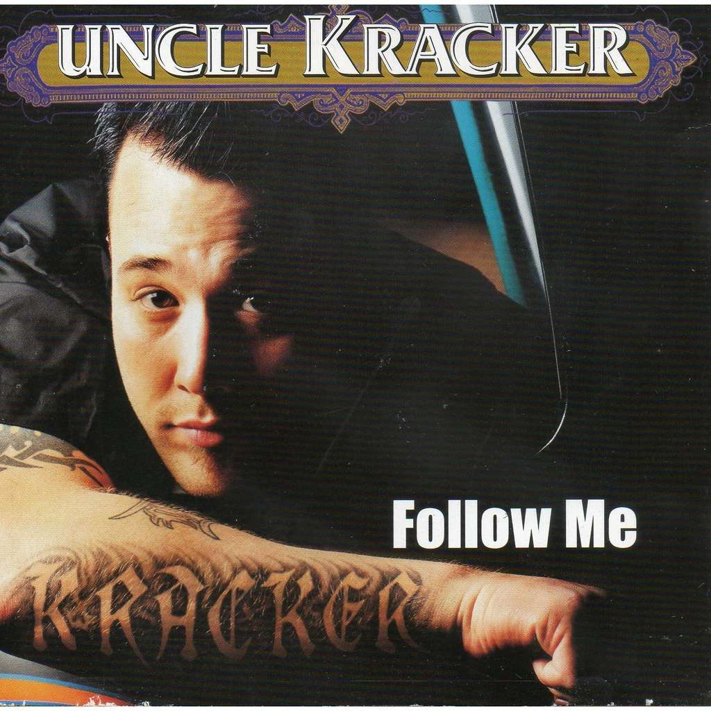 Follow Me By Uncle Kracker Cds With Didierf Ref 118187066