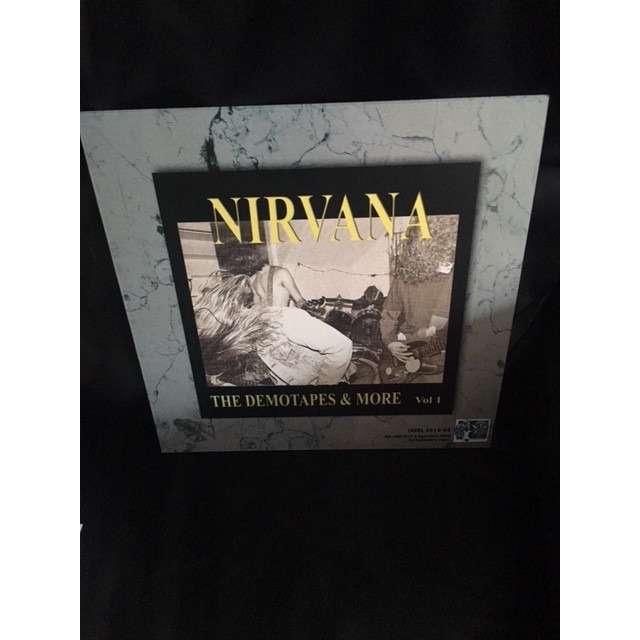 nirvana the demotapes & more , vol 1