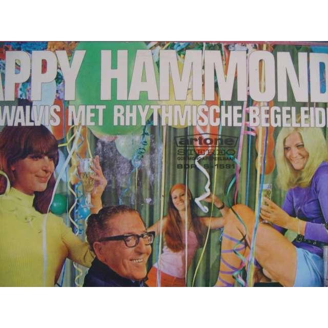 WALVIS Joop HAPPY HAMMOND