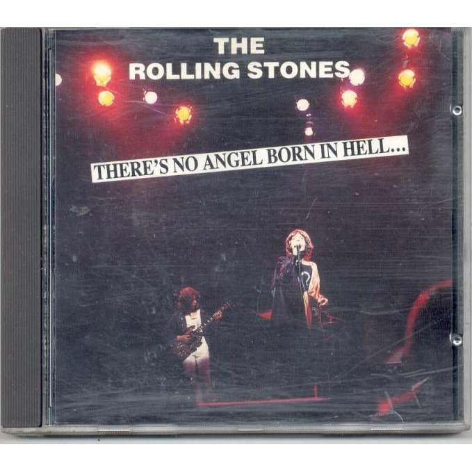 Rolling Stones There's No Angel Born in Hell.. (MSG NY 27/27.11.1969 & Altamont Speedway 06.12.1969)
