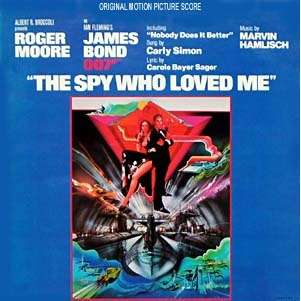 Marvin Hamlisch The Spy Who Loved Me