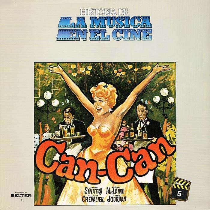 Cole Porter Can-Can