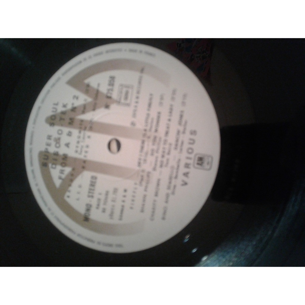 Various Disco Super Hit (12 Original Hits A&M)