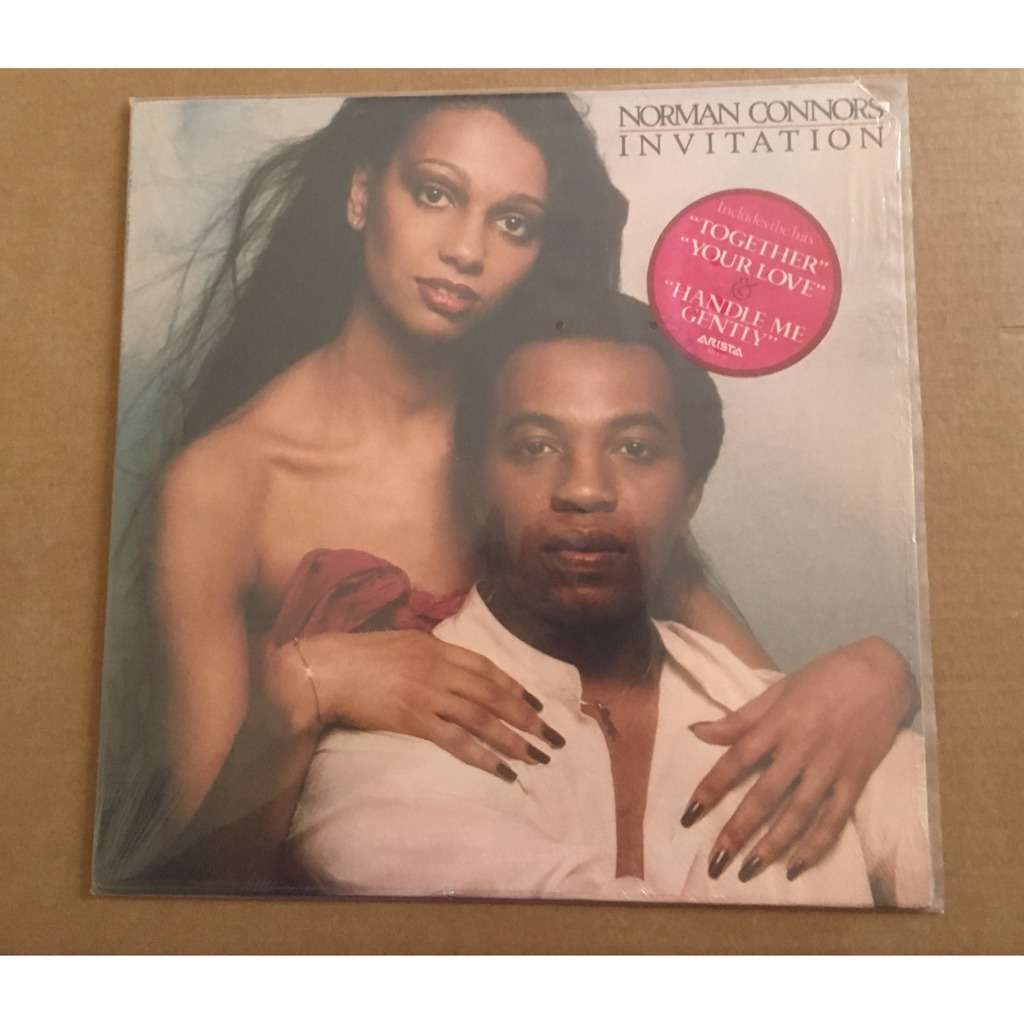 Invitation By Norman Connors Lp With D1972 Ref 118194552