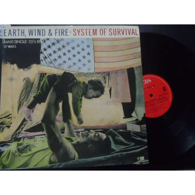 earth wind & fire system of survival