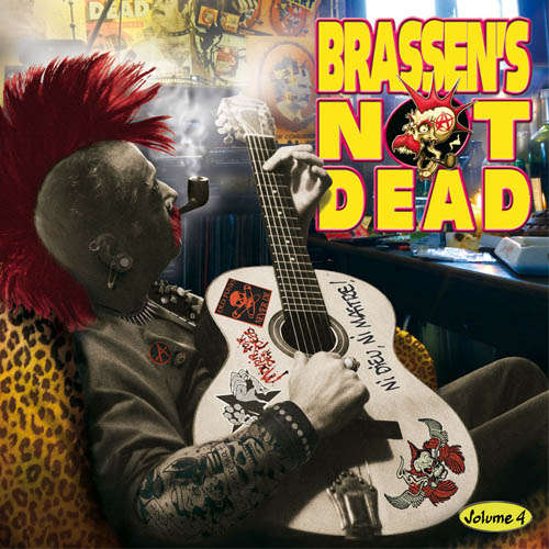 BE FAST : Brassen's Not Dead Volume 4 - CD