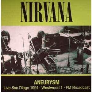 nirvana aneurysm: live in san..