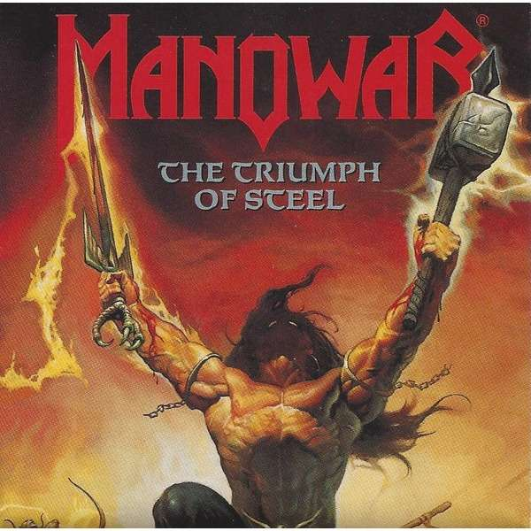 Manowar - The Triumph Of Steel LP