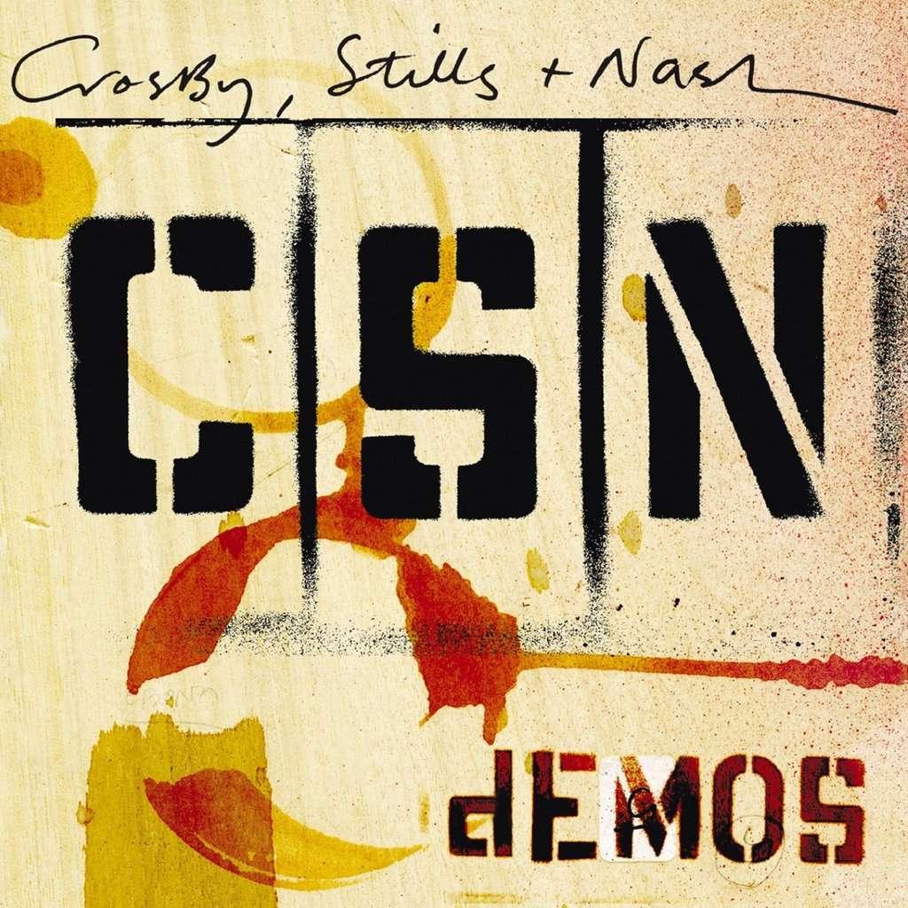 crosby, stills & nash CSN Demos