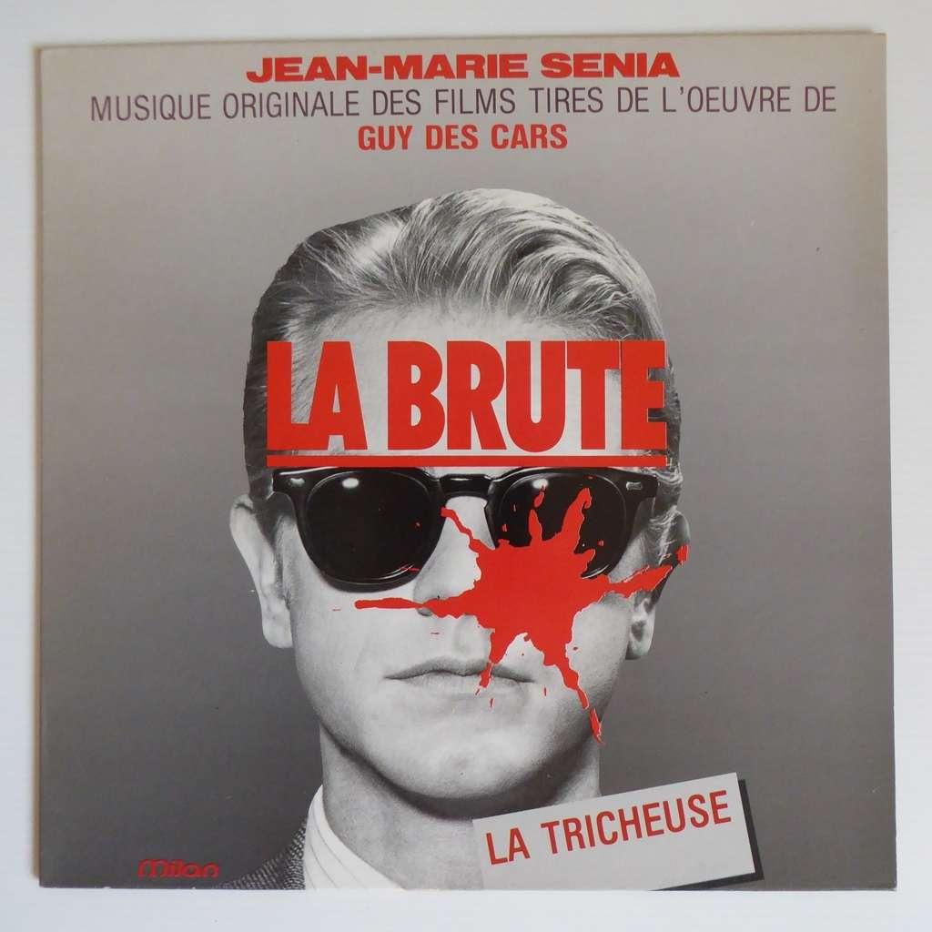 jean-marie senia La Brute / La Tricheuse