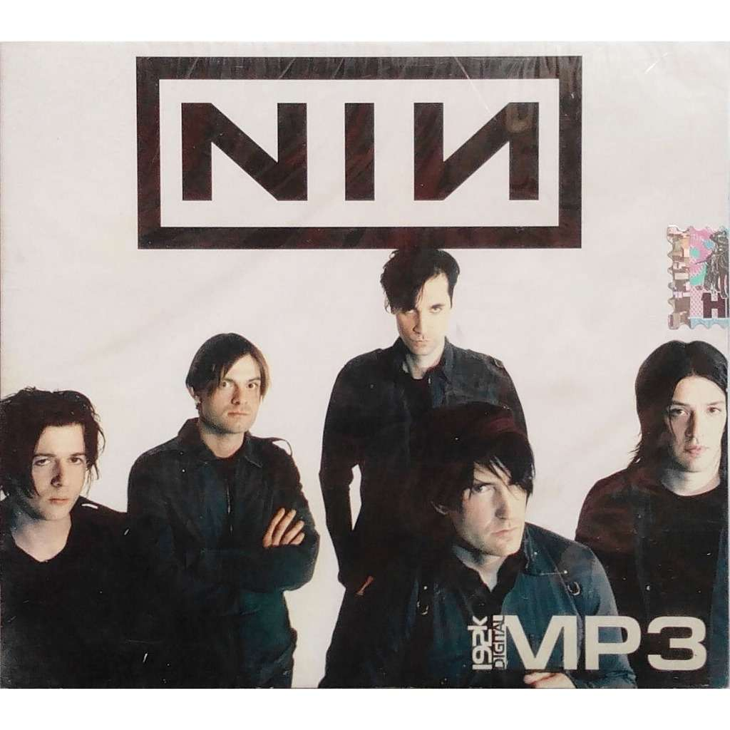 Nin mp3. 192 kbps by Nine Inch Nails, CD-ROM with techtone11 - Ref ...