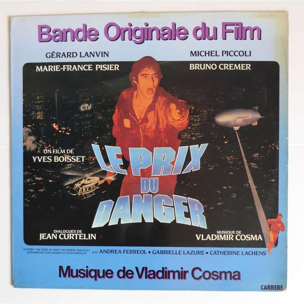 vladimir cosma Le Prix Du Danger