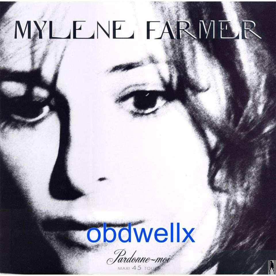 FARMER Mylene Pardonne-moi