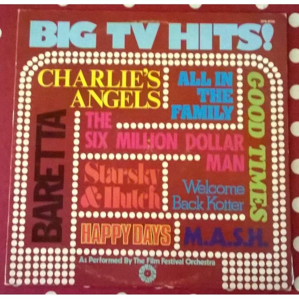 The Film Festival Orchestra Big TV Hits!