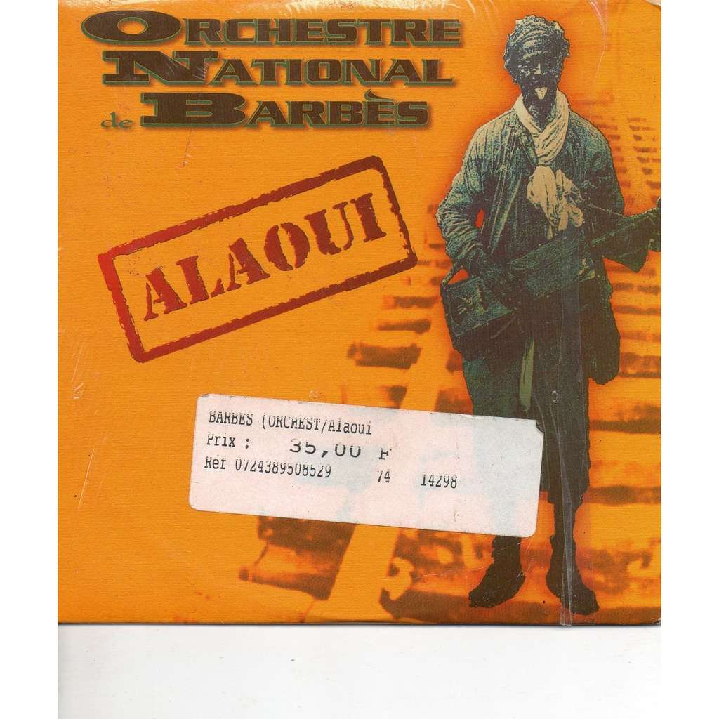 orchestre national de barbes alaoui