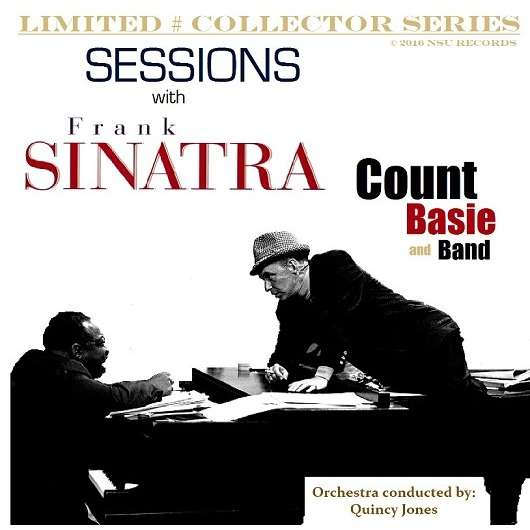 FRANK SINATRA COUNT BASIE AND BAND SESSIONS '65 LTD 2CD