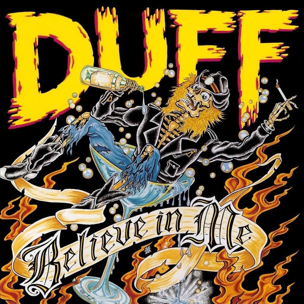 Duff McKagan Believe In Me (lp)