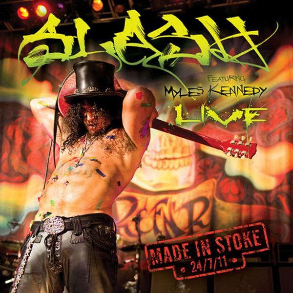 Slash Featuring Myles Kennedy - Made In Stoke 24/7/11 (3xlp)