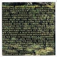 TALKING HEADS ( nothing but ) flowers / ruby dear ( bush mix )