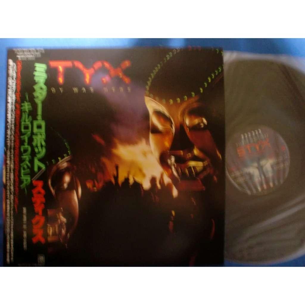 styx kilroy was here (w/sticker)