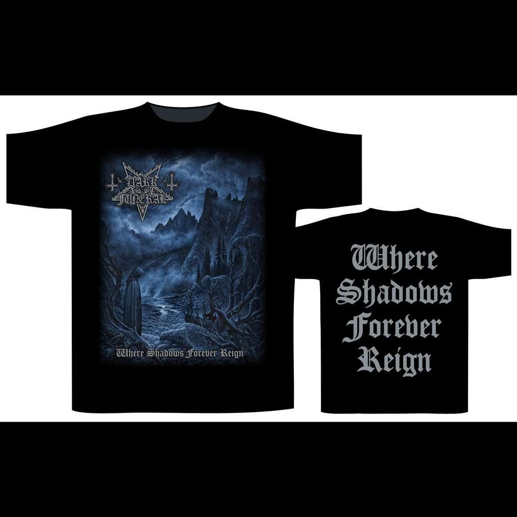 DARK FUNERAL Where Shadow Forever Reign