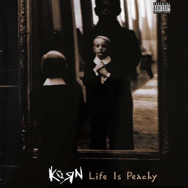 Korn Life is Peachy (lp) Ltd Edit With Inserts -E.U