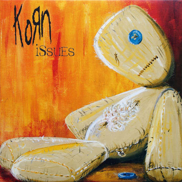 Korn Issues (2xlp) Ltd Edit With Inserts -E.U