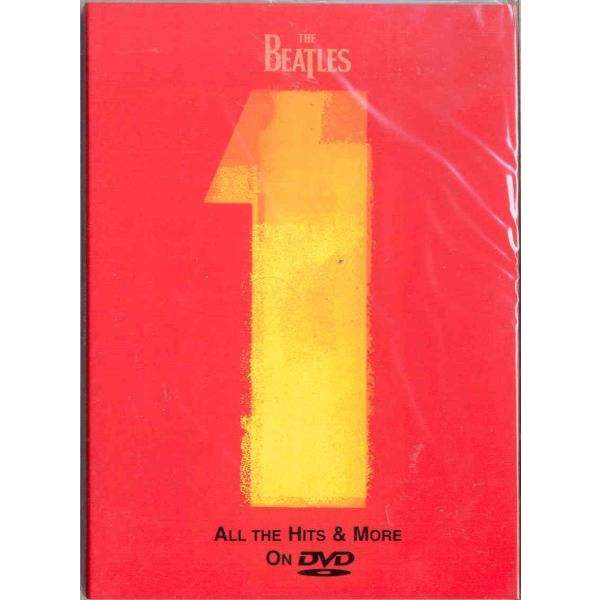 Beatles 1 (All The Hits & More on DVD)