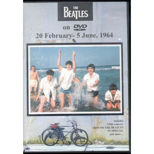 Beatles 20 February - 5 June 1964 (Inc. NME Concert, around the Beatles TV-Special and more....)