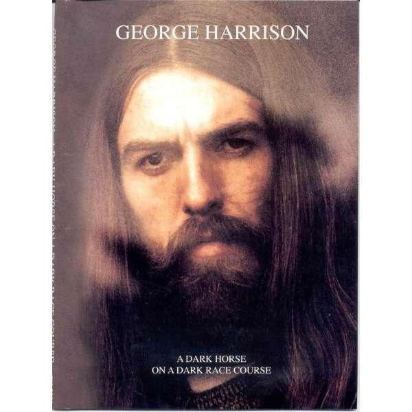 Beatles / George Harrison A Dark Horse On A Dark Race Course (2 hour DVD inc. Film-material & rarities)