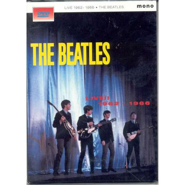 Beatles Live 1962-1966 (Liverpool 62/63 & London 63/64/65 & Melbourne 64 & Paris 65 & Munich 66 etc.)